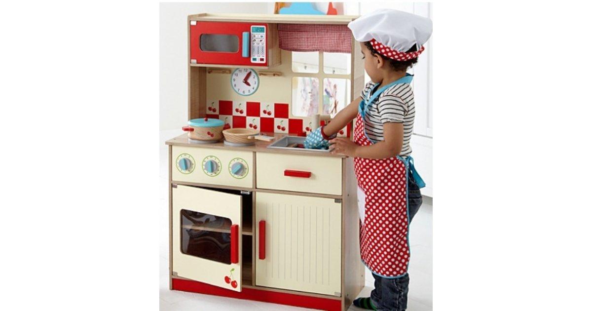 george home deluxe wooden kitchen 40 asda direct. Black Bedroom Furniture Sets. Home Design Ideas