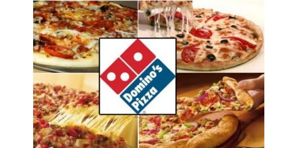 Price Slice Week: 50% Off Domino's Pizza @ Domino's