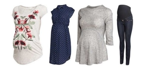 Up To 70% Off Maternity Wear Plus FREE Delivery (when spending £6+, with code) @ H&M