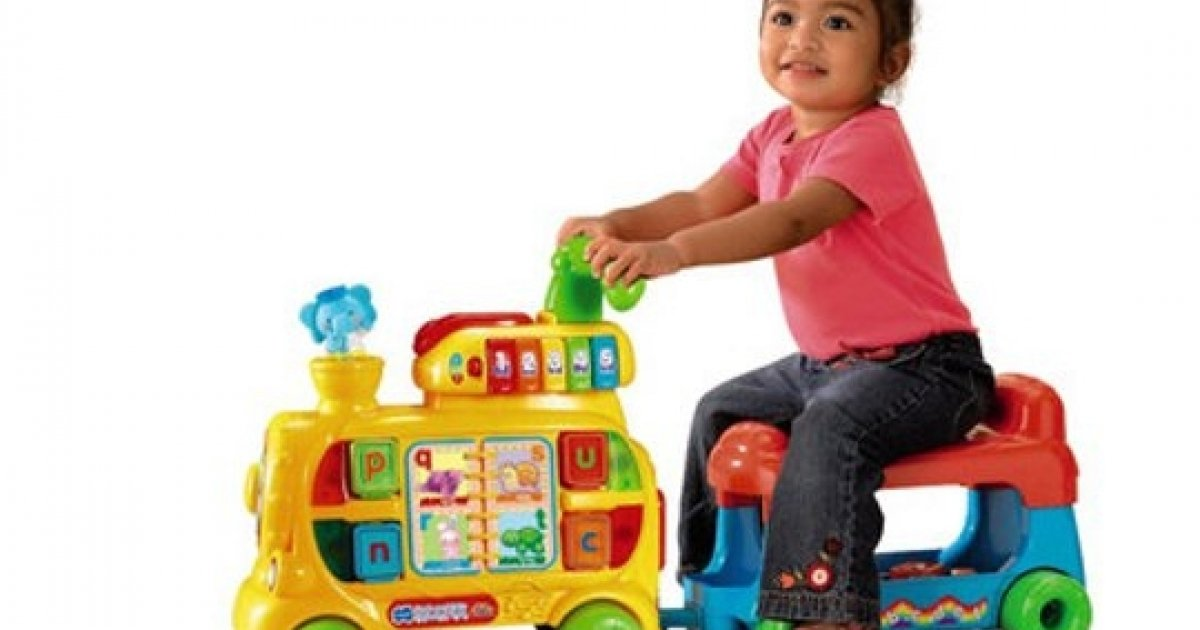 Toys R Us Ride : Vtech baby ride on alphabet train £ delivered toys r us
