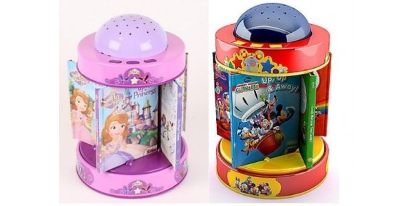 (EXPIRED) Disney Sofia The First/Mickey Mouse Carousel Book £8.95 Delivered @ Disney Store