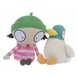 Sarah & Duck Toys With Sound £5.51