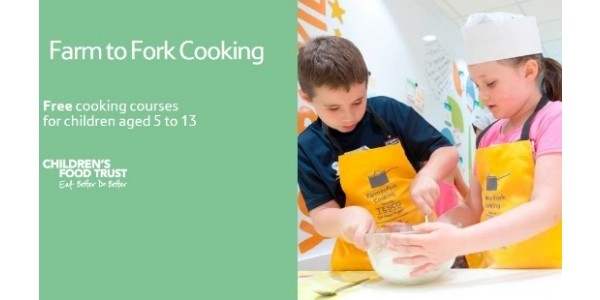 Free Cooking Courses For Kids @ Tesco