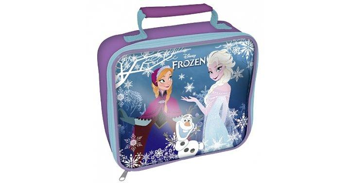 disney frozen lunch bag 8 asda direct. Black Bedroom Furniture Sets. Home Design Ideas