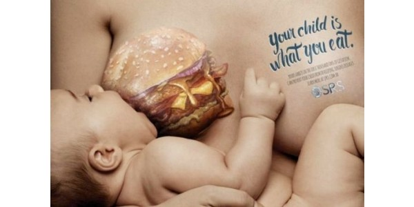 Pregnancy Nutrition Campaign Causes Controversy