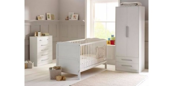 Saplings Kirsty 3 Piece Nursery Furniture Set: £222.48 Delivered (with code), was £349