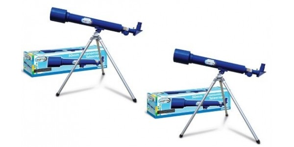 Discovery 50MM Astronomical Telescope £11.24 @ Amazon/Tesco Direct