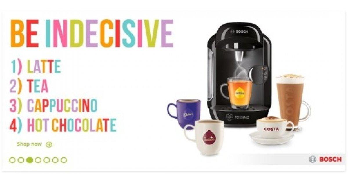 Tassimo Coffee Maker Asda : Tassimo T4 Fidelia Machine ?35 Delivered Including ?20 Pod Vouchers @ Tassimo