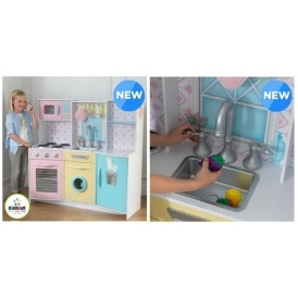 KidKraft Pastel Kitchen £69.99