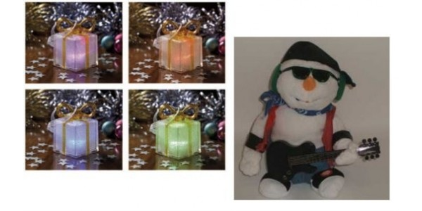 Assorted Christmas Items From 49p Plus FREE Delivery When You Spend £5+ @ Half Cost