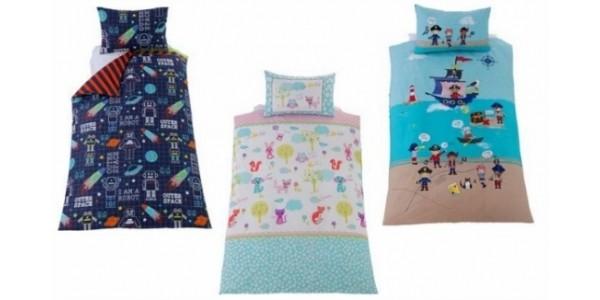 Children's Duvet Cover Sets £4.99 @ Argos
