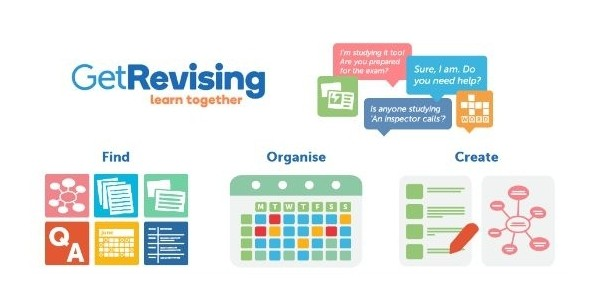 FREE Access To Online 'Get Revising' Study Website (was £6.99 per month)