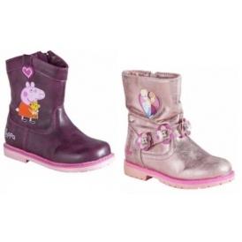 Girls' Peppa Pig Boots £6.66!