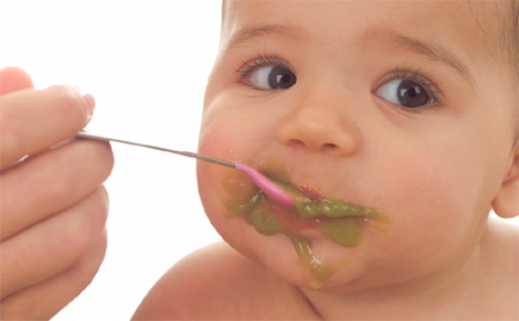 Baby-Weaning