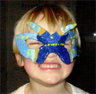 Paper-mache-mask