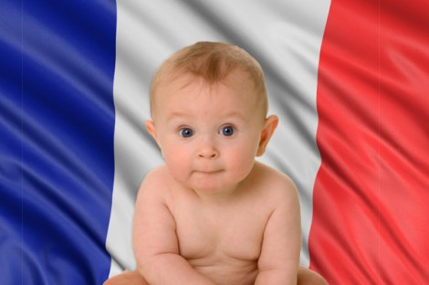 baby-in-front-of-french-flag