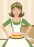 woman-baking