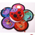 Lamaze Spin and Explore baby gym mat