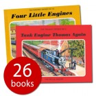 Thomas TTE books 1