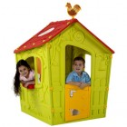 ToysRUs Green Playhouse 1
