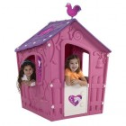ToysRUs Pink Playhouse 1