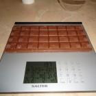 scalesChocolate