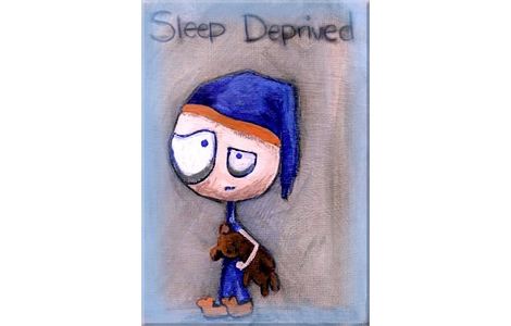 sleepDeprived