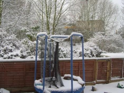 My First Trampoline Snow