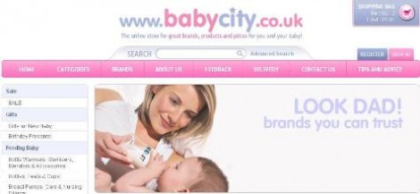 BabyCity Voucher Codes for Cosatto and BornFree
