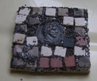 Mosaic Mad Romans Roman Coin Kit 3