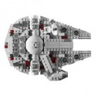 Lego Star Wars Millennium Falcon 7778 top view
