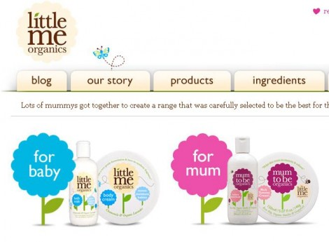 Little Me Organics Sleepy Head Collection 1