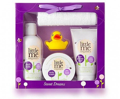 Little Me Organics Sleepy Head Collection 2