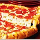 Pizza Hutt Stuffed Crust Pizza
