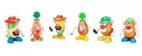 Playskool Mr Potato Head Spud buds 2