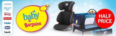 Tesco Baby Bargains