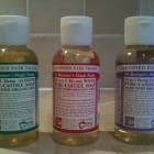 Dr Bronner's 18-in1 soap