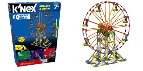 Knex amusement park ferris wheel 2