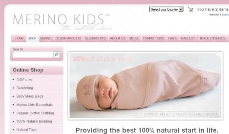 Merino Kids Online Discount Code