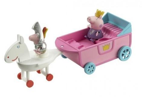 Princess Peppa Royal Carriage