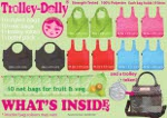 Trolley Dolly Inside