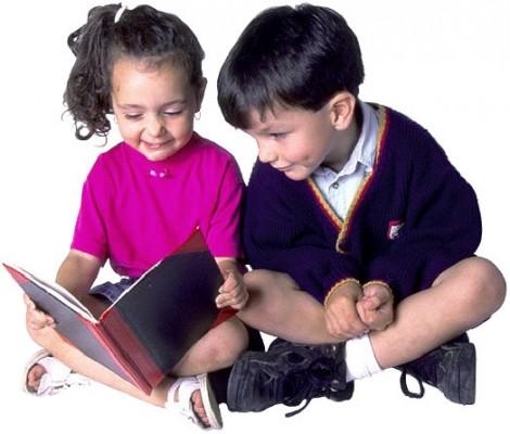 children_reading