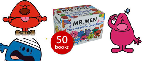 mrMenCompleteBookCollection