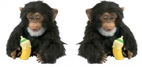 Argos FurReal Cuddle Chimp