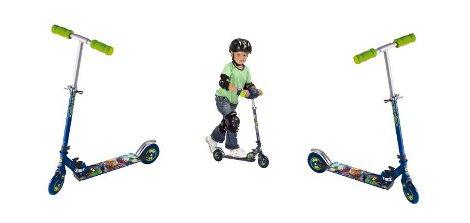 Ben 10 Inline scooter