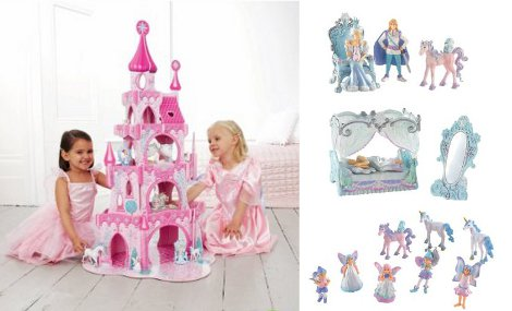 ELC Snow Queen Palace