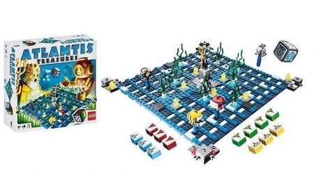 Lego Atlantis Treasure