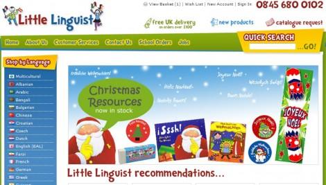 Little Linguist Kids Language Training
