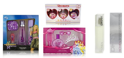Superdrug Kids Fragrances