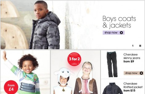 Tesco Clothing Discount